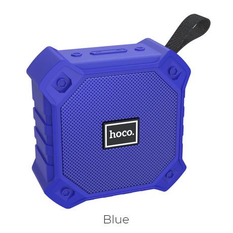 Boxa Wireless Hoco BS34 FM Radio Bt 5.0 Albastru