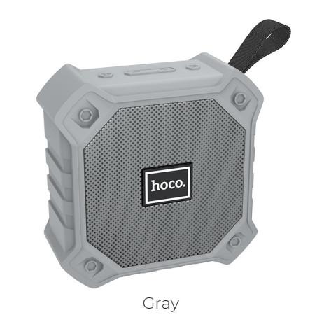 Boxa Wireless Hoco BS34 FM Radio Bt 5.0 Gri