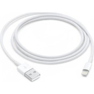 Cablu Date Lightning to Usb Apple  1m Alb