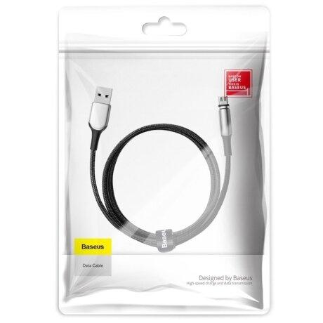 Cablu Date Micro Usb Baseus Magnetic  2A 1m Negru