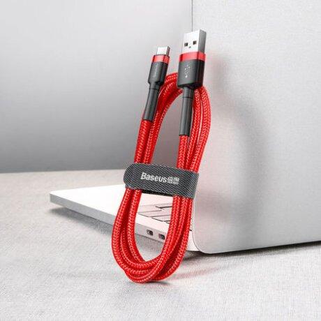 Cablu Date Type C Baseus Cafule  2A 2m Rosu