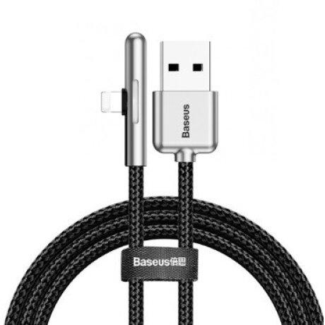 Cablu Date Type C Baseus Iridescent QC 3.0 40W 4A 1m Negru