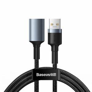 Cablu Date Usb to Usb Baseus Cafule 2A 1m Gri