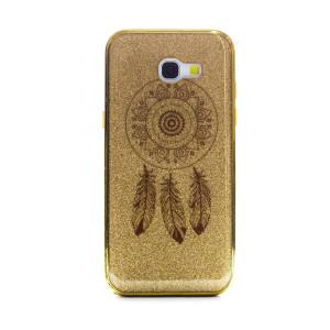 Carcasa fashion glitter Samsung Galaxy A5 2017, Contakt Aurie