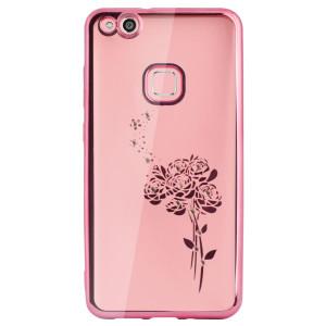 Carcasa Fashion Huawei P10 Lite Roses Roz Beeyo