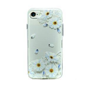 Carcasa Fashion iPhone 7/8/SE 2, Daisy