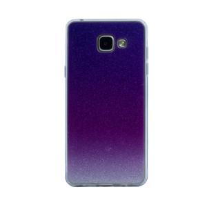 Carcasa fashion Samsung Galaxy A5 2016, Contakt Glitter Roz