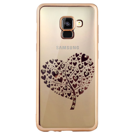 Carcasa Fashion Samsung Galaxy A8 Plus 2018 Heart Tree Aurie Beeyo