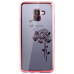 Carcasa Fashion Samsung Galaxy A8 Plus 2018 Roses Roz Beeyo