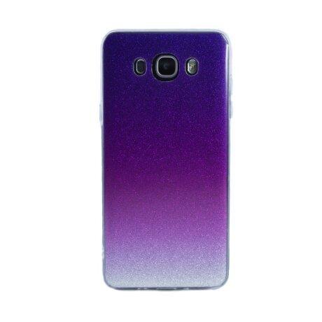 Carcasa fashion Samsung Galaxy J7 2016, Contakt Glitter Roz