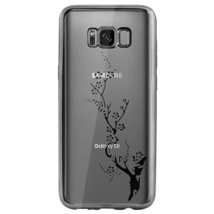Carcasa Fashion Samsung Galaxy S8 Plus Branch Gri Beeyo