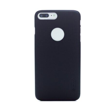 Carcasa + Folie de Protectie pentru iPhone 7 Plus Nillkin, Negru
