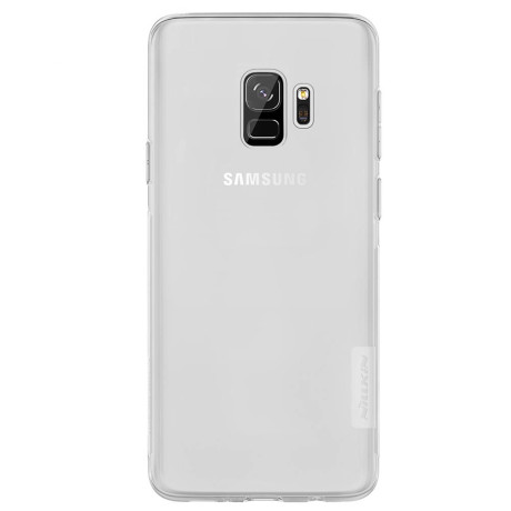 Carcasa silicon Samsung Galaxy S9, Nillkin Transparenta