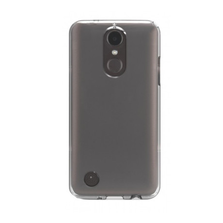 Carcasa silicon slim LG K4 2017, Contakt Transparenta