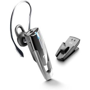 Casca Bluetooth Cellularline Clip, Negru