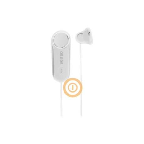 Casca Bluetooth Senso BH21 Alb