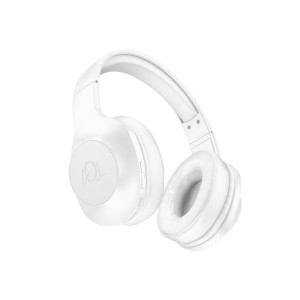 Casti Audio Bluetooth Cellularline BTHEADBASTROSW Alb