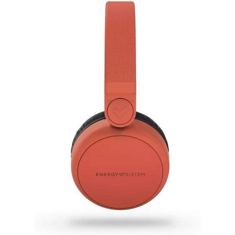 Casti Audio Energy Style 1 Talk Jack 3.5mm Rosu