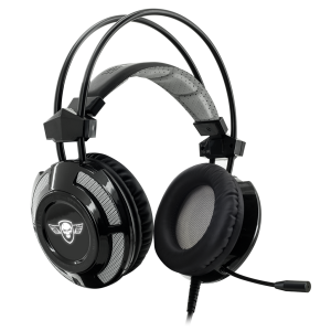 Casti Audio Spirit of Gamer Pro-H70 Black Edition Microfon si Jack 3.5mm Negru
