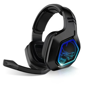 Casti Gaming Audio Spirit of Gamer Xpert-H900 Wireless pentru PS4/PS5 Negru
