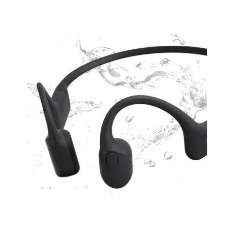 Casti Audio Waterproof Aftershokz Aeropex Negru