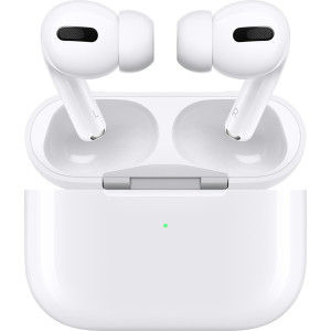 Casti Bluetooth Apple AirPods Pro Wireless Alb