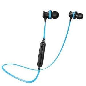 Casti Bluetooth Awei Sport  Microfon BT 4.0 Albastru