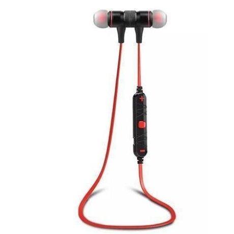 Casti Bluetooth Awei Sport Microfon BT 4.0 Rosu