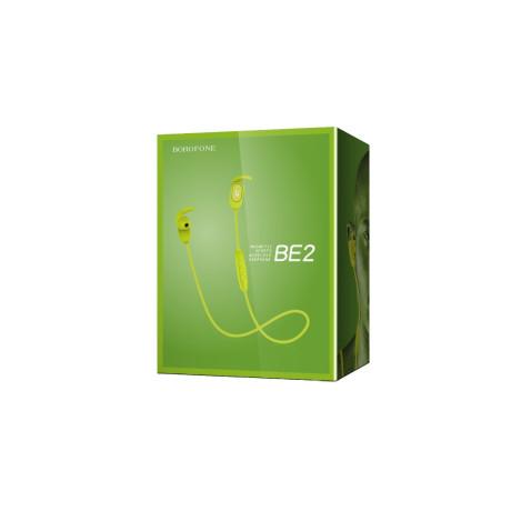 Casti Bluetooth Borofone BE2, Verzi