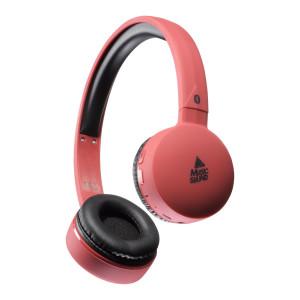 Casti Bluetooth Cellularline Wireless Rosu