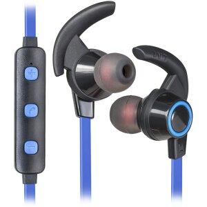 Casti Bluetooth Defender Sport OutFit B725 Wireless BT 4.1 Albastru