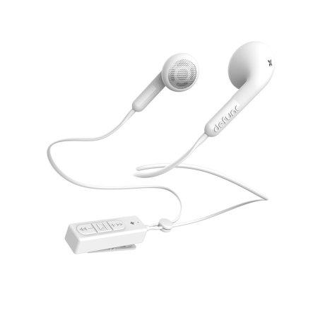 Casti Bluetooth DeFunc BT Earbud Plus Talk BT 4.2 Alb