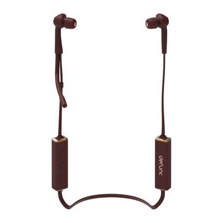 Casti Bluetooth DeFunc Mobile Gaming Earbud BT 5.0 Rosu