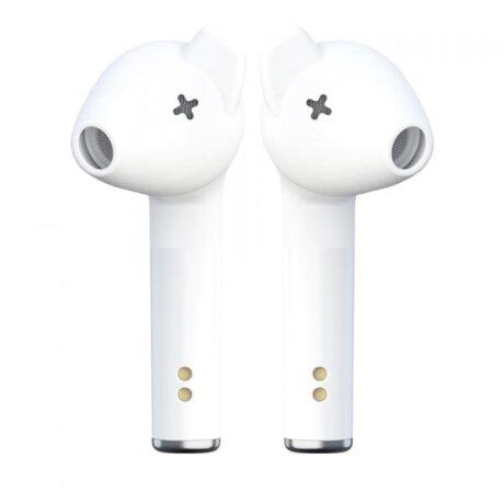 Casti Bluetooth DeFunc True Plus Wireless BT 5.0 Alb