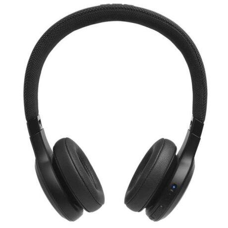 Casti Bluetooth JBL Live 400BT Wireless BT 4.2 Negru