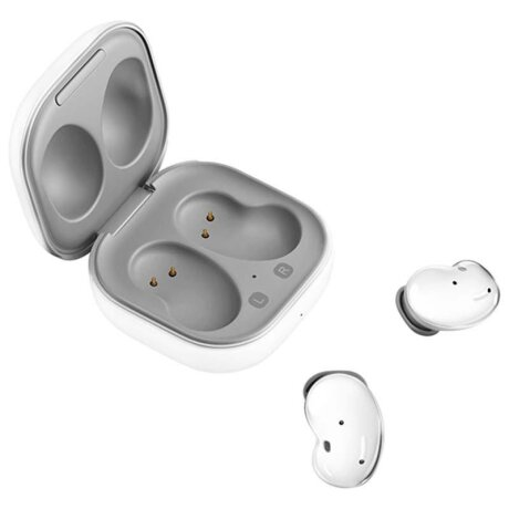 Casti Bluetooth Samsung Galaxy Buds Live  Wireless BT 5.0 Alb