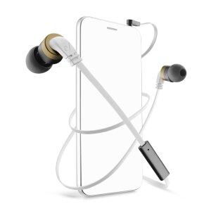 Casti cu Fir Cellularline APMOSQUITO2 Microfon Jack 3.5mm Negru