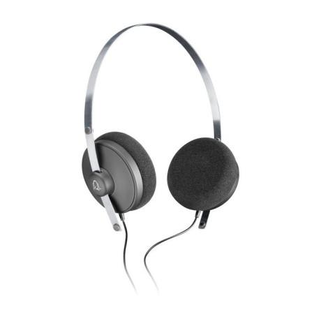 Casti cu Fir Cellularline HEADBREVOLVERK Microfon Jack 3.5mm Negru