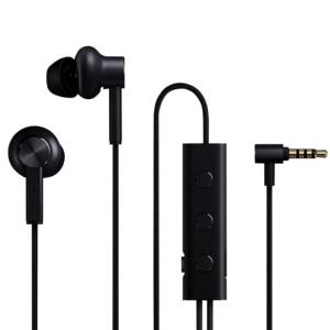 Casti cu Fir Xiaomi Mi Noise Cancelation Microfon Jack 3.5mm Negru
