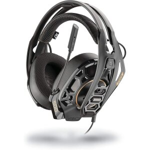 Casti Gaming Plantronics RIG 500 Pro Jack 3.5mm Negru