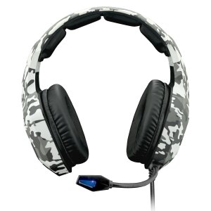 Casti Gaming Spirit of Gamer Elite-H50 Artic Edition Microfon si Jack 3.5mm Army