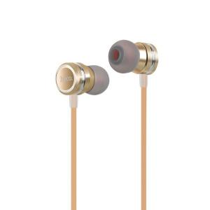 Casti Stereo Universale Hoco M16, Auriu