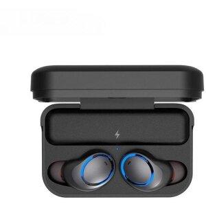 Casti Wireless Awei True Wireless cu Dock Negru