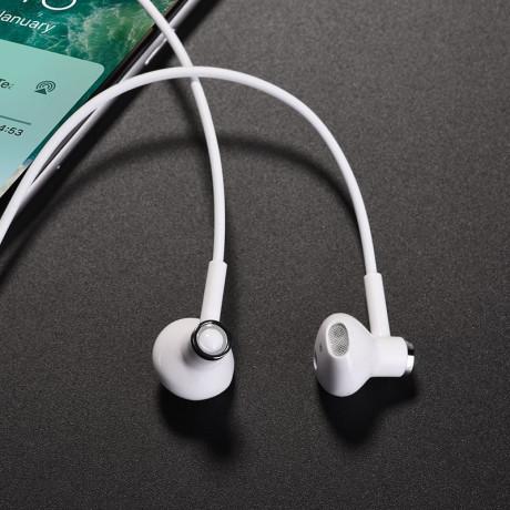 Casti Bluetooth Hoco ES21 Wonderful Sports Bt 4.2 Alb