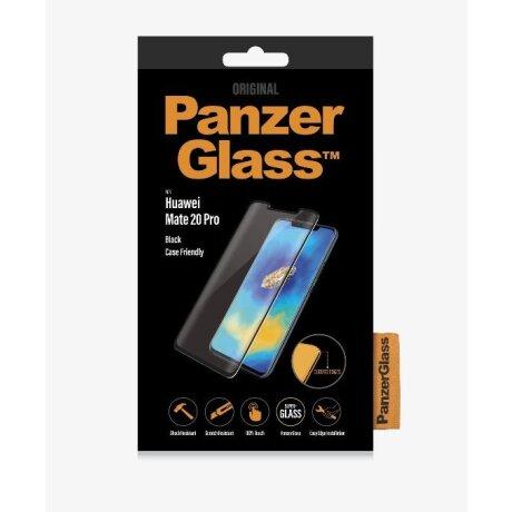 Folie Sticla Antisoc PanzerGlass pentru Huawei Mate 20 Pro Negru