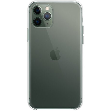 Husa Silicon Apple iPhone 11 Pro, Clear
