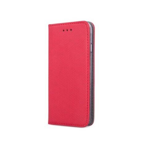 Husa Book pentru Samsung Galaxy A21s Rosu