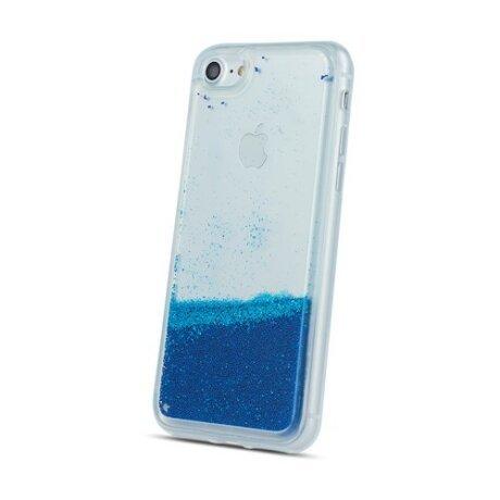 Husa Cover Fashion Liquid pentru Samsung Galaxy A41 Albastru