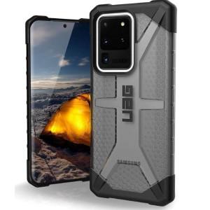 Husa Cover UAG Antisoc Plasma pentru Samsung Galaxy S20 Ash