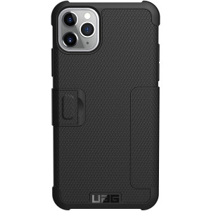 Husa antisoc iPhone 11 Pro Max Metropolis Black UAG